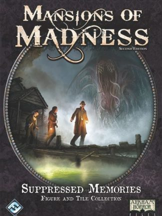 Buy Mansions of Madness: Second Edition – Suppressed Memories: Figure and Tile Collection only at Bored Game Company.