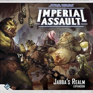 Buy Star Wars: Imperial Assault – Jabba's Realm only at Bored Game Company.