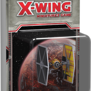 Buy Star Wars: X-Wing Miniatures Game – Sabine's TIE Fighter Expansion Pack only at Bored Game Company.
