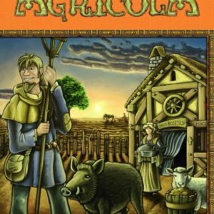 Buy Agricola: Expansion for 5 and 6 Players only at Bored Game Company.