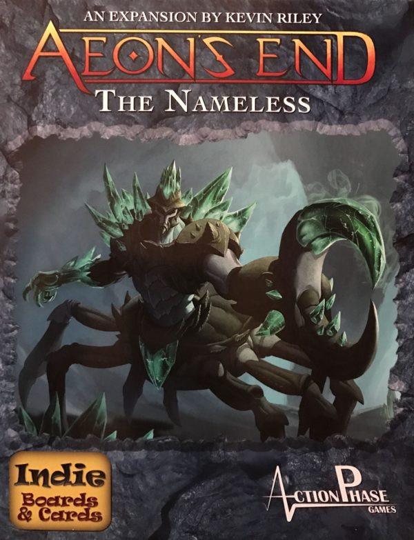 Buy Aeon's End: The Nameless only at Bored Game Company.