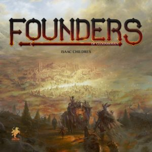 Buy Founders of Gloomhaven only at Bored Game Company.