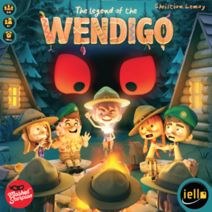 Buy The Legend of the Wendigo only at Bored Game Company.