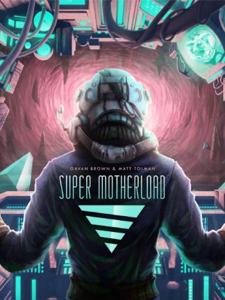 Buy Super Motherload only at Bored Game Company.
