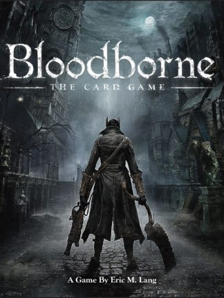 Buy Bloodborne: The Card Game only at Bored Game Company.