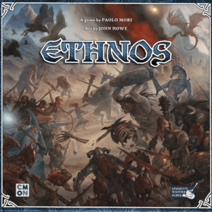 Buy Ethnos only at Bored Game Company.