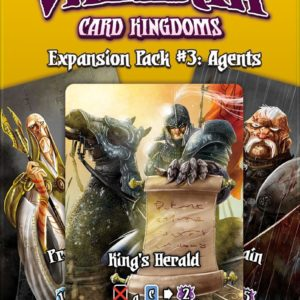 Buy Valeria: Card Kingdoms – Expansion Pack #03: Agents only at Bored Game Company.