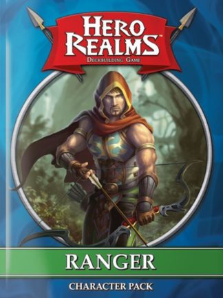 Buy Hero Realms: Character Pack – Ranger only at Bored Game Company.