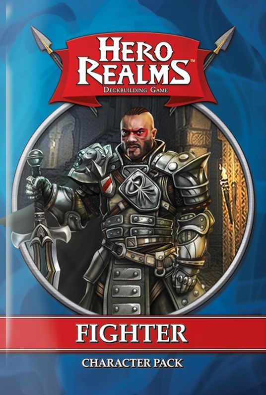 Buy Hero Realms: Character Pack – Fighter only at Bored Game Company.