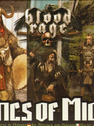 Buy Blood Rage: Mystics of Midgard only at Bored Game Company.
