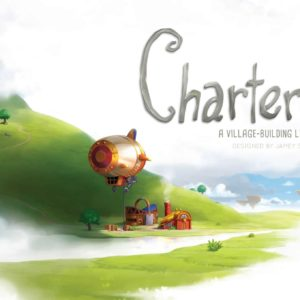 Buy Charterstone only at Bored Game Company.