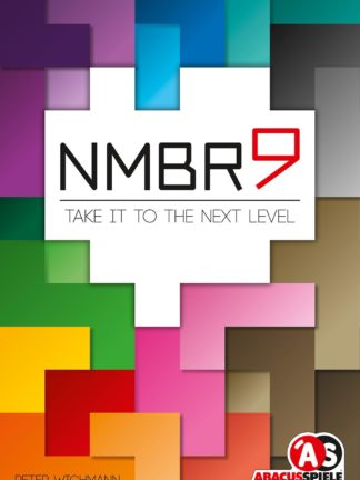 Buy NMBR 9 only at Bored Game Company.