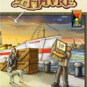 Buy Le Havre only at Bored Game Company.