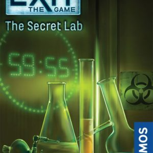 Buy Exit: The Game – The Secret Lab only at Bored Game Company.