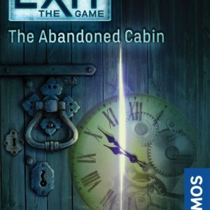 Buy Exit: The Game – The Abandoned Cabin only at Bored Game Company.