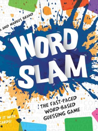 Buy Word Slam only at Bored Game Company.