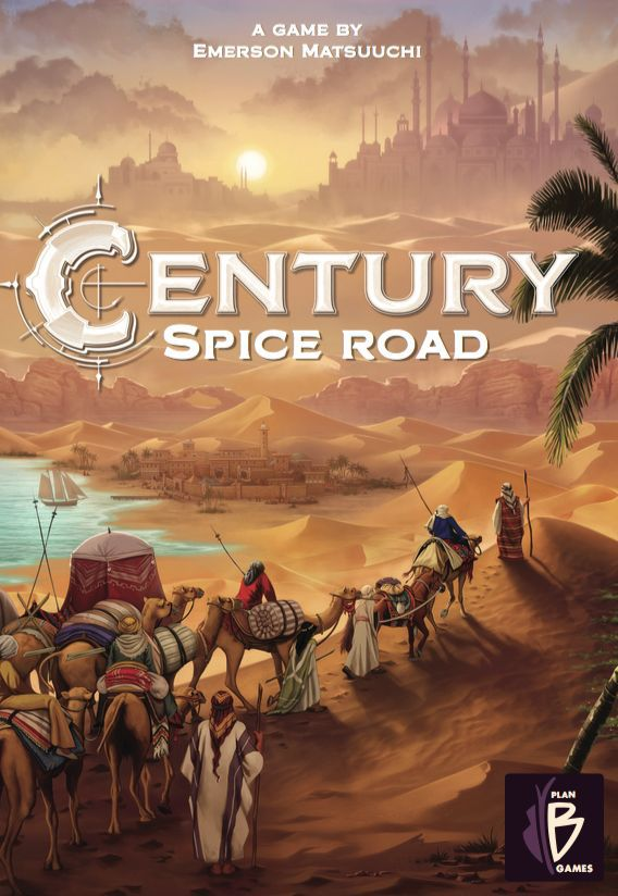 Buy Century: Spice Road only at Bored Game Company.