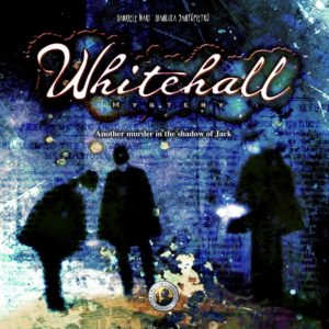 Buy Whitehall Mystery only at Bored Game Company.