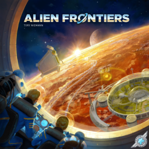 Buy Alien Frontiers only at Bored Game Company.