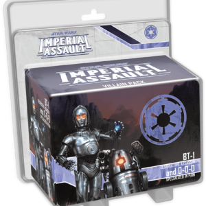 Buy Star Wars: Imperial Assault – BT-1 and 0-0-0 Villain Pack only at Bored Game Company.