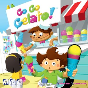 Buy Go Go Gelato! only at Bored Game Company.