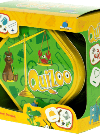 Buy Quizoo only at Bored Game Company.