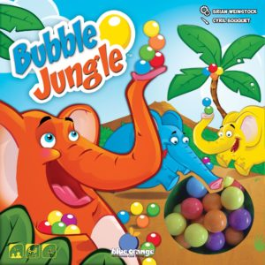 Buy Bubble Jungle only at Bored Game Company.