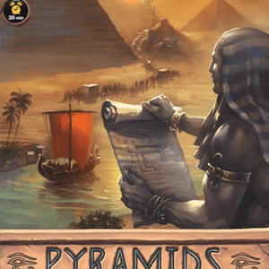 Buy Pyramids only at Bored Game Company.