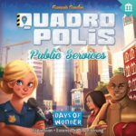 Buy Quadropolis: Public Services only at Bored Game Company.