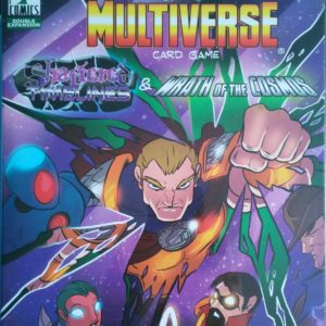 Buy Sentinels of the Multiverse: Shattered Timelines & Wrath of the Cosmos only at Bored Game Company.