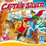 Buy Captain Silver only at Bored Game Company.