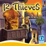 Buy 12 Thieves only at Bored Game Company.