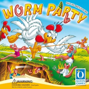 Buy Worm Party only at Bored Game Company.