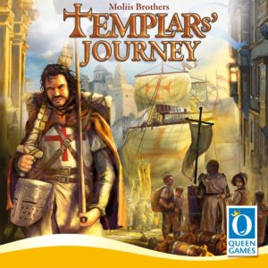 Buy Templars' Journey only at Bored Game Company.
