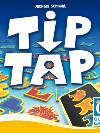 Buy Tip Tap only at Bored Game Company.