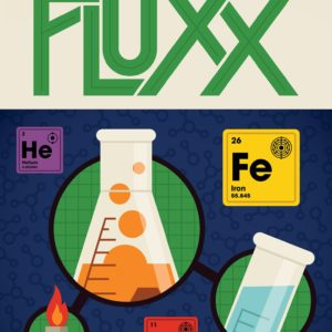 Buy Chemistry Fluxx only at Bored Game Company.