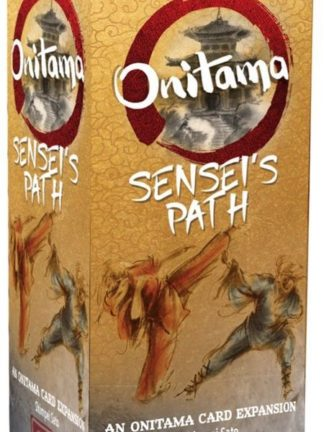 Buy Onitama: Sensei's Path only at Bored Game Company.