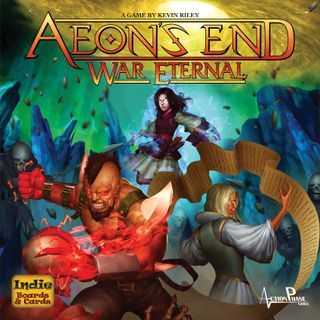Buy Aeon's End: War Eternal only at Bored Game Company.