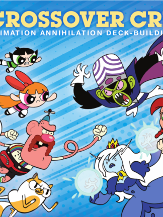 Buy Cartoon Network Crossover Crisis: Animation Annihilation Deck-Building Game only at Bored Game Company.
