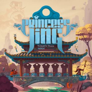 Buy Princess Jing only at Bored Game Company.