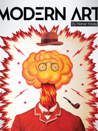 Buy Modern Art only at Bored Game Company.