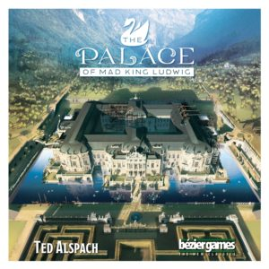Buy The Palace of Mad King Ludwig only at Bored Game Company.