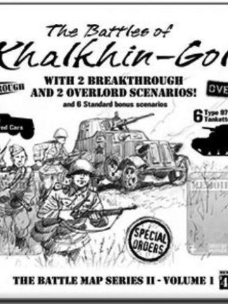 Buy Memoir '44: The Battles of Khalkhin-Gol only at Bored Game Company.