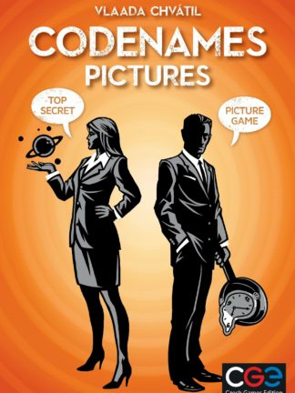 Buy Codenames: Pictures only at Bored Game Company.