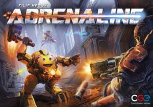 Buy Adrenaline only at Bored Game Company.