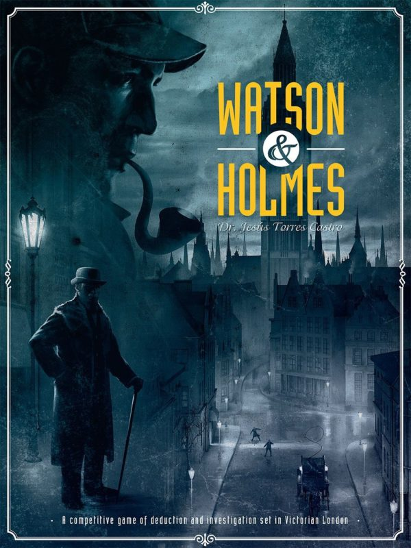 Buy Watson & Holmes only at Bored Game Company.