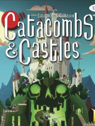 Buy Catacombs & Castles only at Bored Game Company.