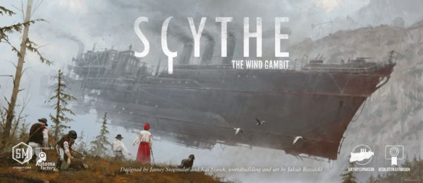 Buy Scythe: The Wind Gambit only at Bored Game Company.