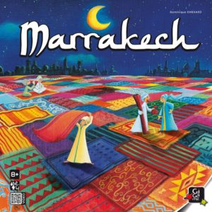Buy Marrakech only at Bored Game Company.
