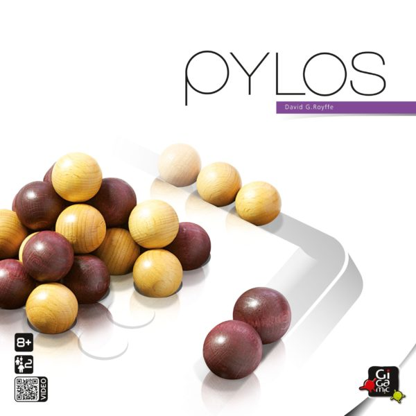Buy Pylos only at Bored Game Company.